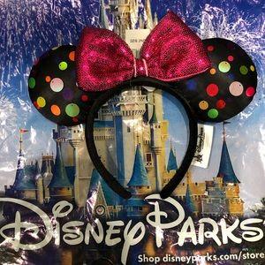 Minnie Ears Disney Park